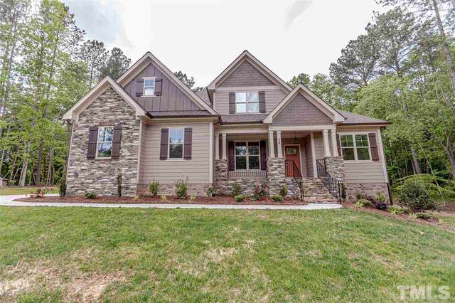 50 Willow Bend Drive, Youngsville, NC 27596 (#2285516) :: Spotlight Realty