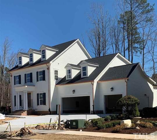1101 Goliath Lane, Apex, NC 27523 (#2286722) :: Real Estate By Design