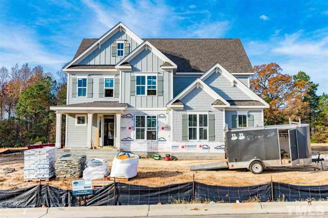 5332 Mabe Drive, Holly Springs, NC 27540 (#2288106) :: Marti Hampton Team - Re/Max One Realty