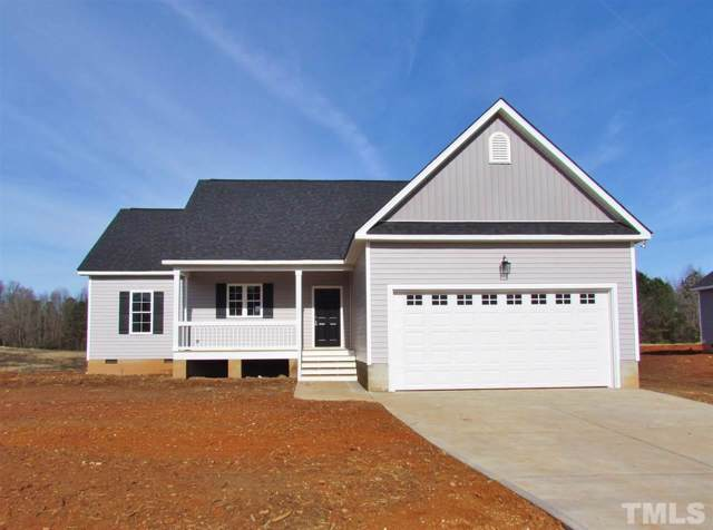 143 Rhododendron Drive, Middlesex, NC 27557 (#2289434) :: The Jim Allen Group