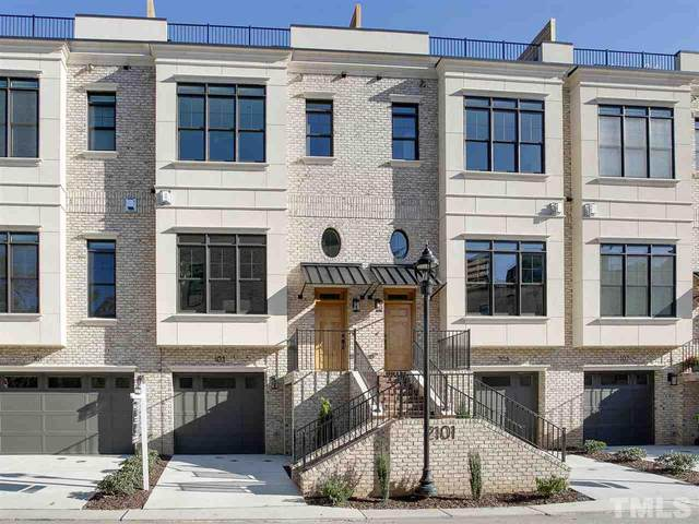 2101 Cameron Manor Way #103, Raleigh, NC 27605 (#2290052) :: Real Estate By Design