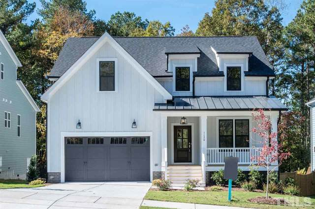 100 Breyla Way #1, Holly Springs, NC 27540 (#2290108) :: Marti Hampton Team brokered by eXp Realty