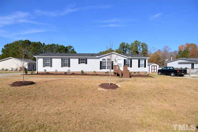 215 Johnston Farms Drive, Smithfield, NC 27577 (#2290890) :: Marti Hampton Team - Re/Max One Realty