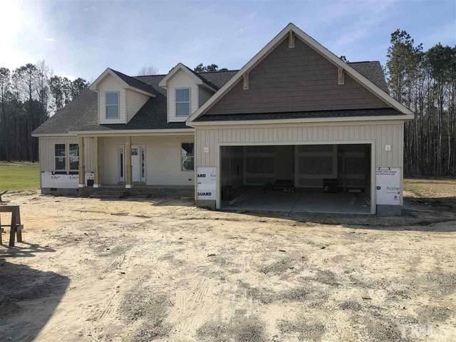 101 Wyatt Drive, Selma, NC 27576 (MLS #2291741) :: On Point Realty