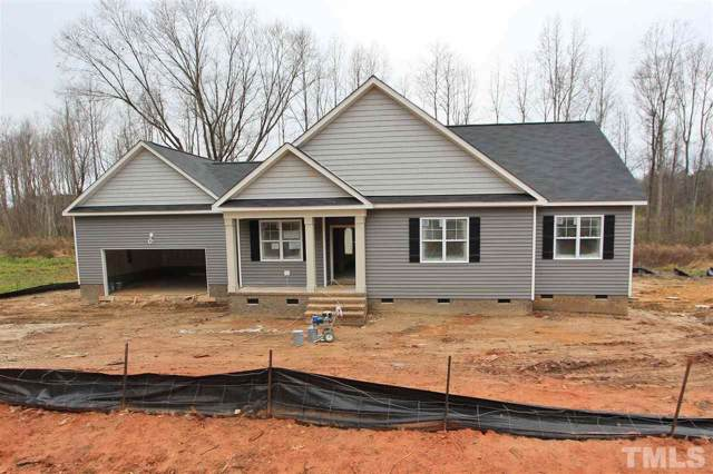 47 Friendly Circle, Middlesex, NC 27557 (#2292290) :: The Jim Allen Group