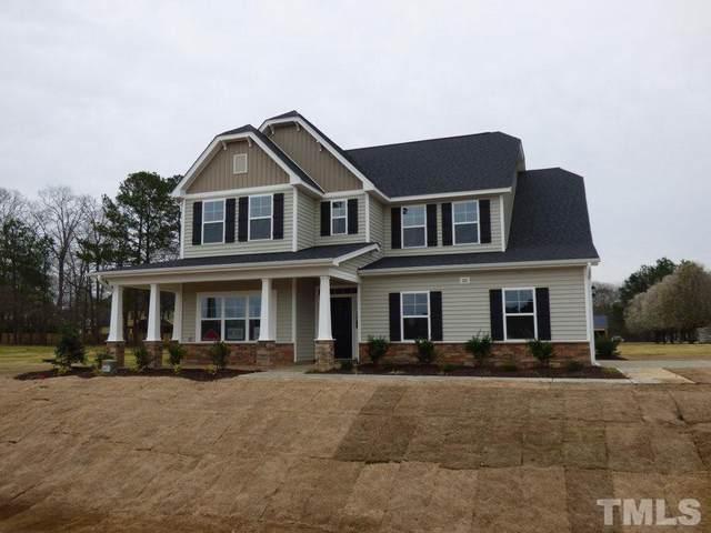 701 Thru Pine Drive, Raleigh, NC 27603 (#2296244) :: The Jim Allen Group