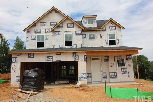 46 Pepper Lane, Garner, NC 27529 (#2302596) :: Realty World Signature Properties