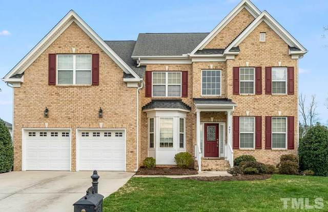 407 Powers Ferry Road, Cary, NC 27519 (#2304055) :: Dogwood Properties