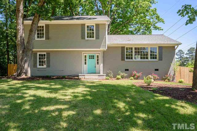 5531 Newberry Drive, Raleigh, NC 27609 (#2304472) :: The Jim Allen Group
