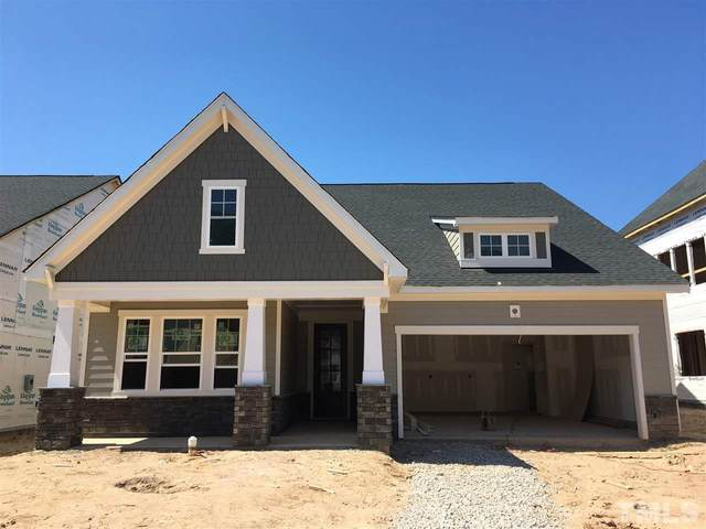 2537 Hayes Hill Place 124 - Harley B, Cary, NC 27519 (#2304834) :: Raleigh Cary Realty