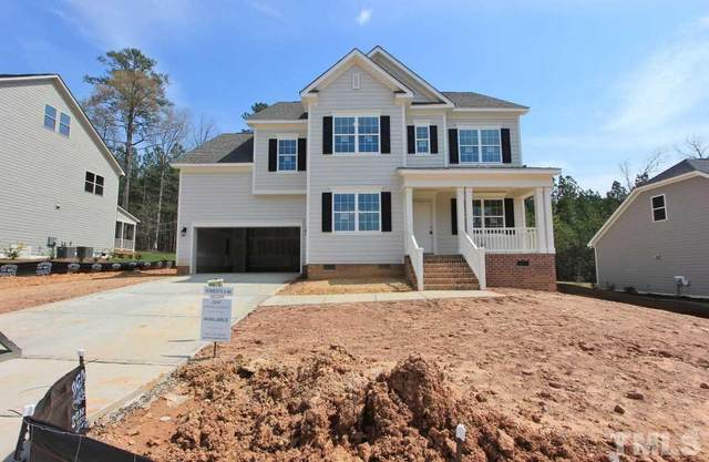 109 Canyon Ledge Drive, Holly Springs, NC 27540 (#2305109) :: Raleigh Cary Realty