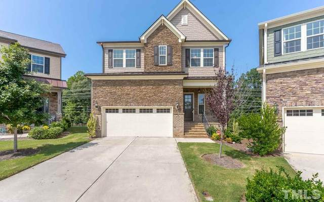 1016 Regency Cottage Place, Cary, NC 27518 (#2306829) :: Team Ruby Henderson