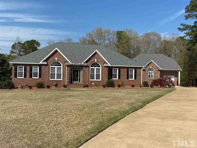 137 Highland Drive, Angier, NC 27501 (#2306983) :: Raleigh Cary Realty