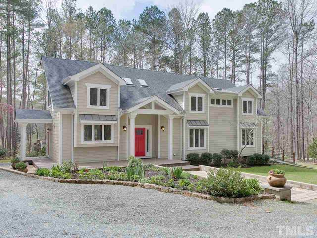 315 Johns Woods Road, Chapel Hill, NC 27516 (#2307193) :: Classic Carolina Realty