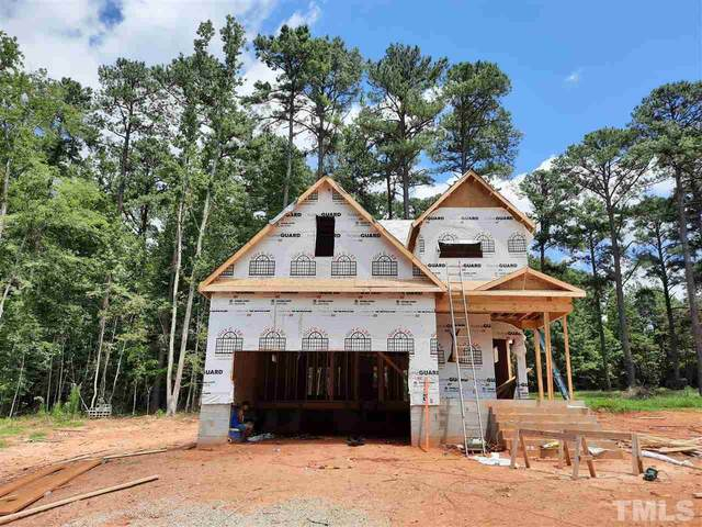 (lot 2)      46 Mia Bello Court, Clayton, NC 27520 (#2309337) :: Realty World Signature Properties