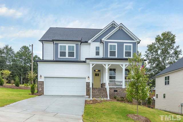 809 Logan Meadow Court, Fuquay Varina, NC 27526 (#2309612) :: Rachel Kendall Team