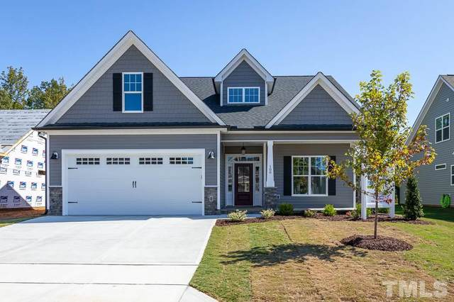 100 Sweetbay Park, Youngsville, NC 27596 (#2311348) :: Dogwood Properties