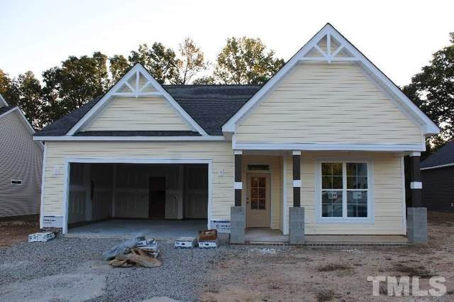 128 Sweetbay Park, Youngsville, NC 27596 (#2311697) :: Dogwood Properties