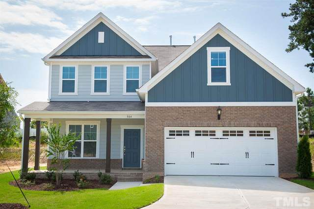 504 Tea Rose Drive #7, Knightdale, NC 27545 (#2314438) :: Masha Halpern Boutique Real Estate Group