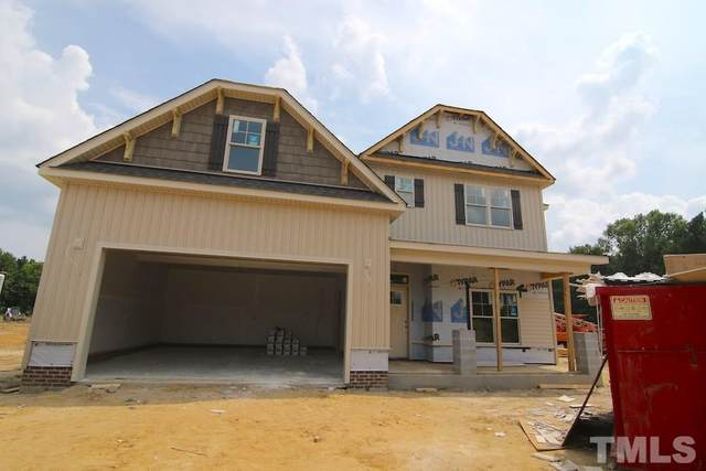 102 Weatherstone Court, Pikeville, NC 27863 (#2315694) :: Realty World Signature Properties