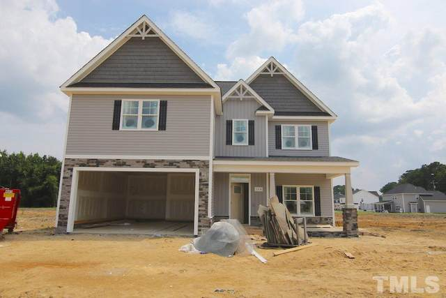 104 Weatherstone Court, Pikeville, NC 27863 (#2315702) :: Realty World Signature Properties