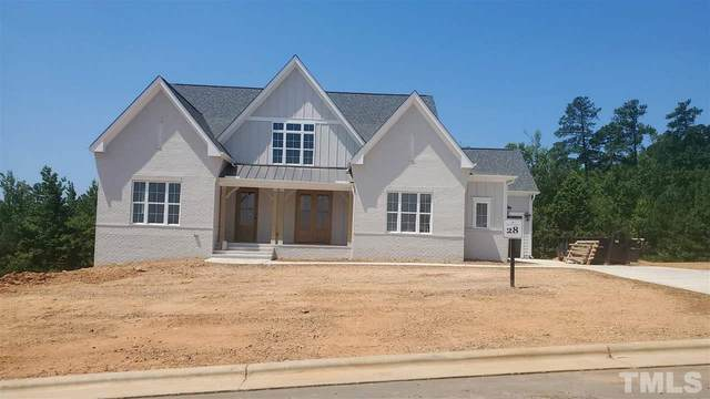 132 Futrell Ridge Court, Chapel Hill, NC 27517 (#2315772) :: Dogwood Properties