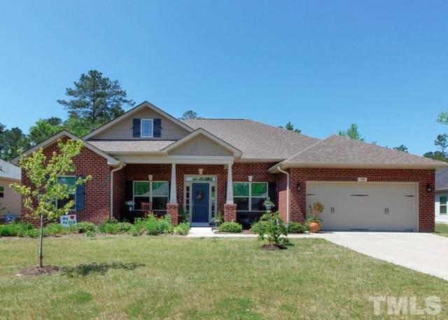 108 Parkside Drive, Lillington, NC 27546 (#2315986) :: The Jim Allen Group