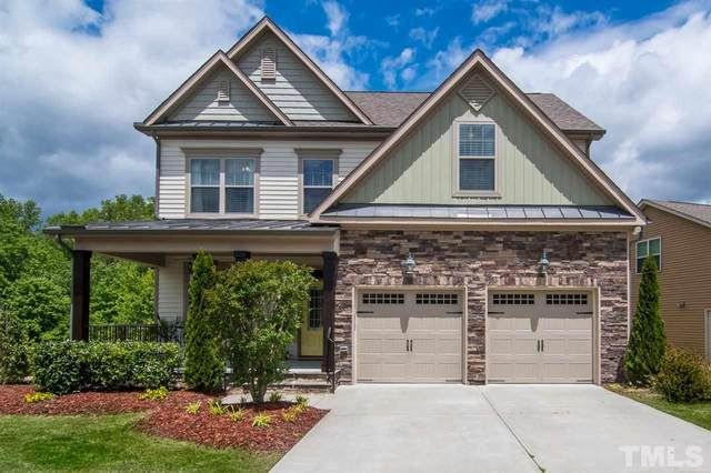 105 Virginia Water Drive, Rolesville, NC 27571 (#2316106) :: Triangle Just Listed