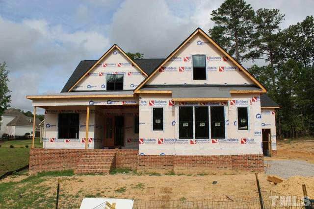705 Brownwich Street, Wake Forest, NC 27587 (#2317445) :: Raleigh Cary Realty
