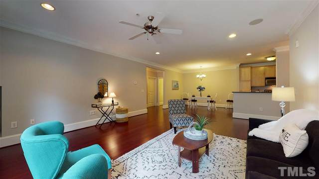 201 Finsbury Street #100, Durham, NC 27703 (#2317560) :: Realty World Signature Properties
