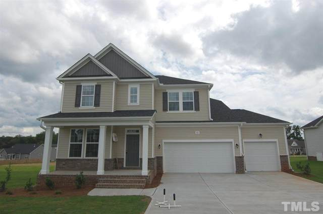 40 Falls Creek Drive, Youngsville, NC 27596 (#2318858) :: Marti Hampton Team brokered by eXp Realty