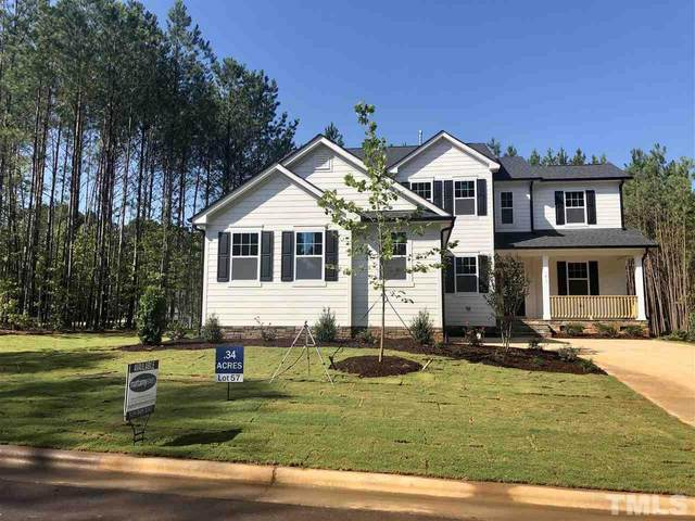 1417 Commons Ford Place Kendrick Coloni, Apex, NC 27539 (#2318933) :: Raleigh Cary Realty