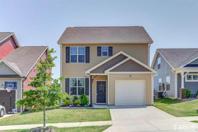 48 Manito Place, Clayton, NC 27520 (#2319774) :: Raleigh Cary Realty