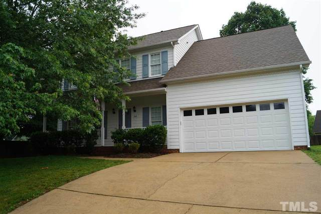 104 Copper Green Street, Cary, NC 27513 (#2319875) :: Raleigh Cary Realty