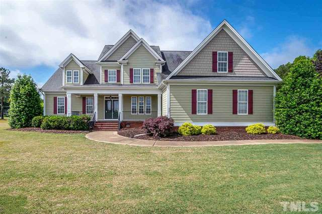 5321 Hilltop Needmore Road, Fuquay Varina, NC 27526 (#2320872) :: Spotlight Realty