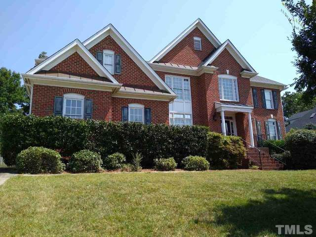 301 Bailey Ridge Drive, Morrisville, NC 27560 (#2322808) :: Realty World Signature Properties