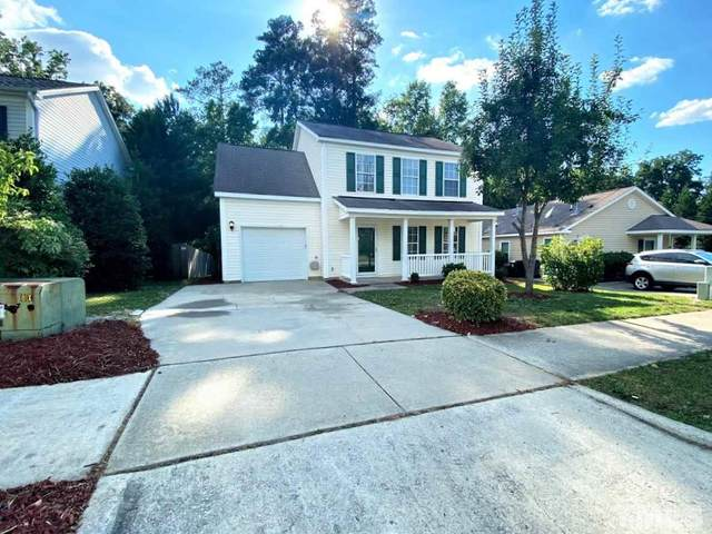 204 Evening Star Drive, Apex, NC 27502 (#2324520) :: Realty World Signature Properties