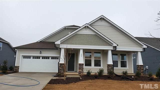 208 Kephart Way, Holly Springs, NC 27540 (#2326268) :: Dogwood Properties