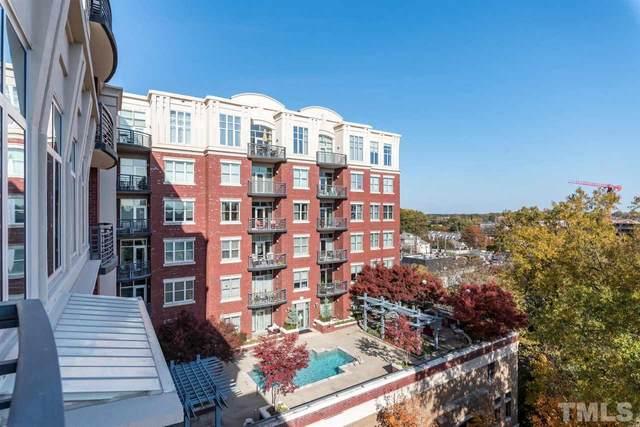 618 N Boylan Avenue #810, Raleigh, NC 27603 (#2326332) :: Bright Ideas Realty