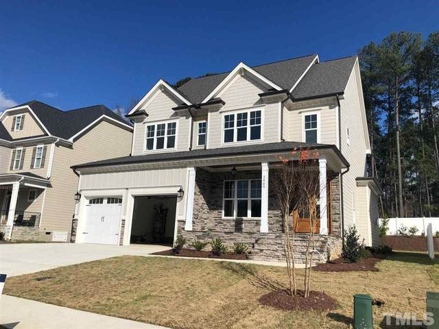2069 Toad Hollow Trail, Apex, NC 27502 (#2326646) :: Marti Hampton Team brokered by eXp Realty