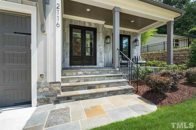 2116 Dunhill Drive, Raleigh, NC 27608 (#2328355) :: Saye Triangle Realty