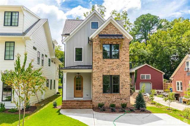 3213 Merriman Avenue, Raleigh, NC 27607 (#2330102) :: The Perry Group