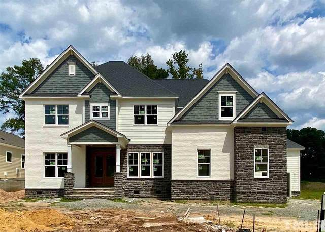 212 Chestnut Walk Drive, Apex, NC 27523 (#2331841) :: The Perry Group