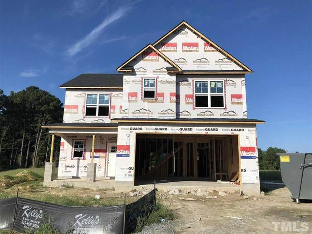 52 S Cinnamon Teal Drive, Selma, NC 27576 (#2332657) :: The Rodney Carroll Team with Hometowne Realty