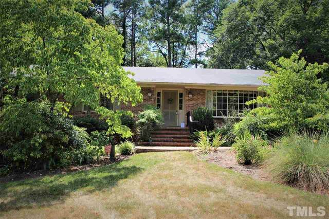 610 Churchill Drive, Chapel Hill, NC 27517 (#2332779) :: The Perry Group