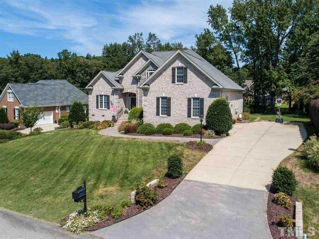 190 W Paige Wynd Drive, Angier, NC 27501 (#2333862) :: The Perry Group