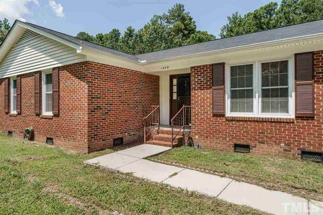 1449 Clermont Road, Durham, NC 27713 (#2334165) :: Bright Ideas Realty