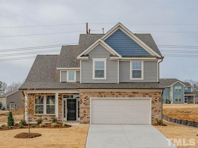 52 Eclipse Court #41, Willow Spring(s), NC 27529 (#2338769) :: Sara Kate Homes