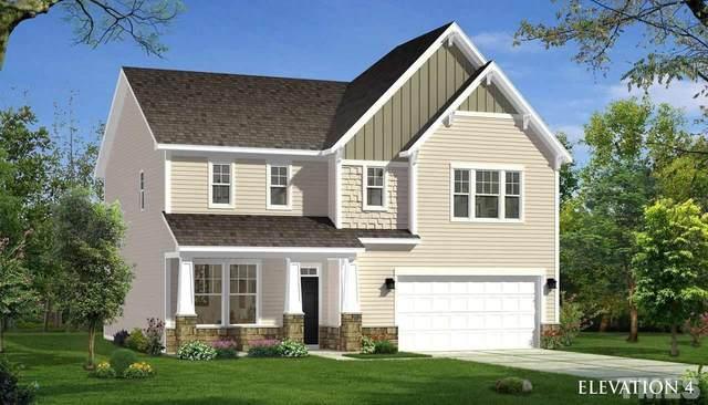 298 Sunrise Ridge Drive #43, Willow Spring(s), NC 27592 (#2339088) :: Masha Halpern Boutique Real Estate Group