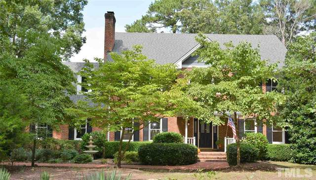 1800 Deer Fern Drive, Raleigh, NC 27606 (#2340849) :: Raleigh Cary Realty